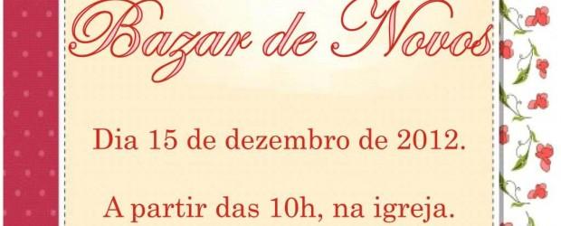 Primeira Igreja Presbiteriana de Vitória-ES 15 de Dezembro de 2012 A partir das 10h00