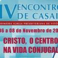 IV Encontro de Casais IPBVIT Data: 06 a 08 de Novembro de 2015 É com grande alegria que comunicamos a abertura das inscrições para o nosso próximo encontro de casais […]