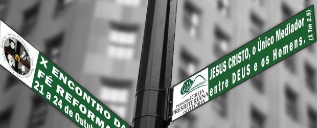 """Rev. Rev. Mark Jones Intérprete: Rev. Breno Macedo Tema: Cristo e sua vida, """"A verdadeira vida religiosa III"""" Data: 24.Out.2015 Ocasião: X Encontro da Fé Reformada Palestra 11 Cristo e […]"""