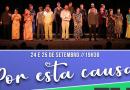 "Grupo EMME – musical ""Por esta causa"""